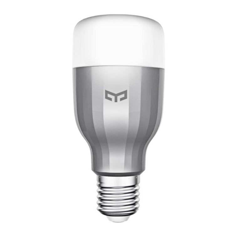 Xiaomi Mi Yeelight Multi Color E27 Port LED Smart Light - Farb und Helligkeitsanpassung via App - von SupplyRevolution