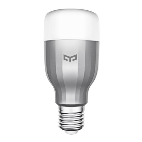 Xiaomi Mi Yeelight Multi Color E27 Port LED Smart Light - Farb und Helligkeitsanpassung via App