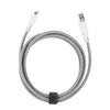 Energea NyloTough Lightning Lade- & Datenkabel 1.5m, weiss - von SupplyRevolution
