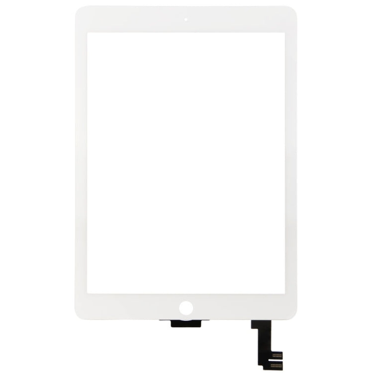 iPad Air2 Digitizer Display Glas (ohne LCD) weiss - von SupplyRevolution