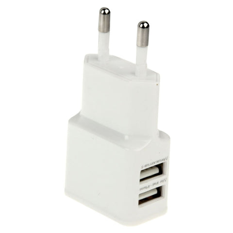 AC/USB Adapter 2 Port für iPad/iPhone 5V 2A + 1A