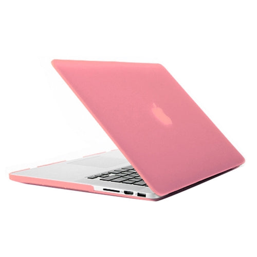 "MacBook Pro Retina 15"" Hard Case frosted pink - von SupplyRevolution"
