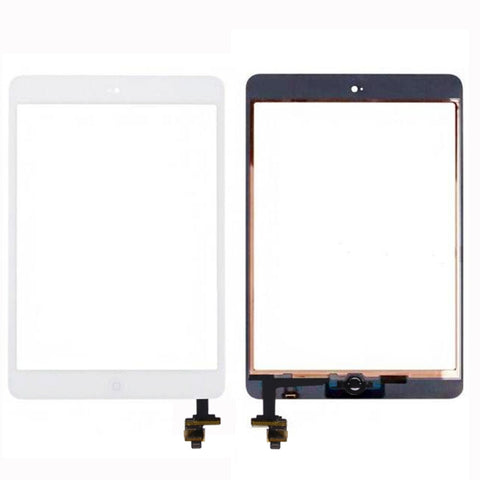 iPad mini 4G LCD Digitizer Display weiss