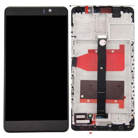 Huawei Mate 9 LCD Digitizer Display schwarz