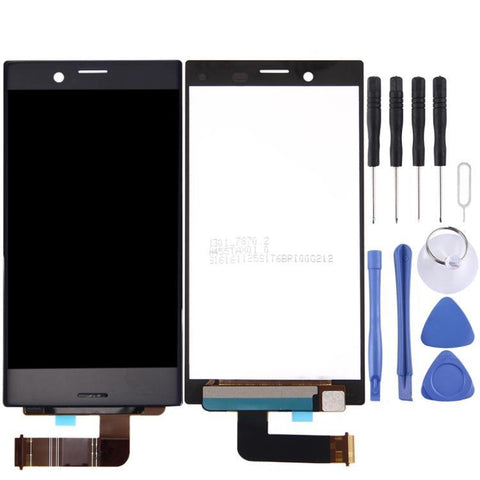 Sony Xperia X Compact LCD Digitizer Display schwarz