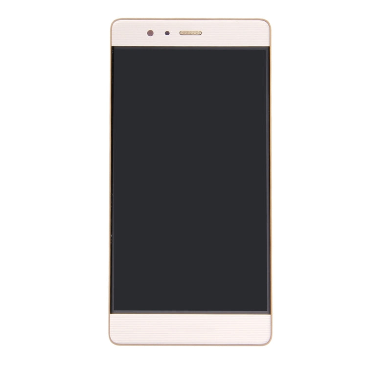 Huawei P9 EVA-AL10 Display mit Ramen gold - von SupplyRevolution