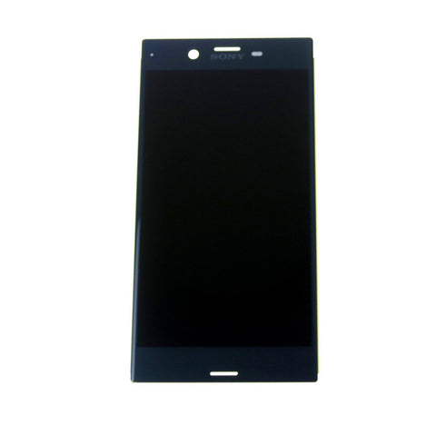 Sony Xperia XZ LCD Digitizer Display blau
