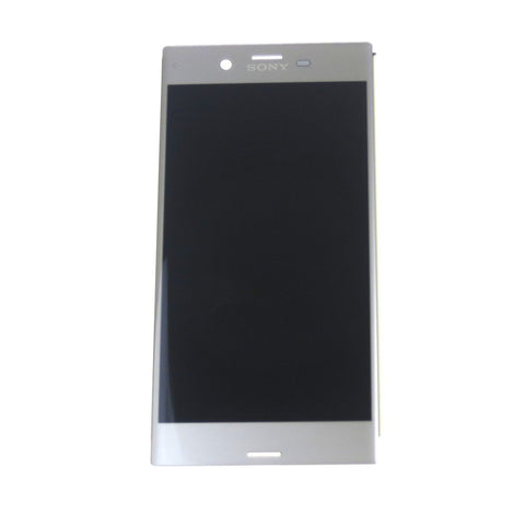 Sony Xperia XZ LCD Digitizer Display silber