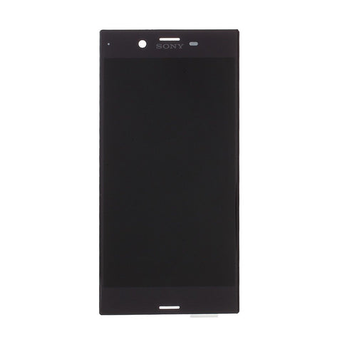 Sony Xperia XZ LCD Digitizer Display schwarz