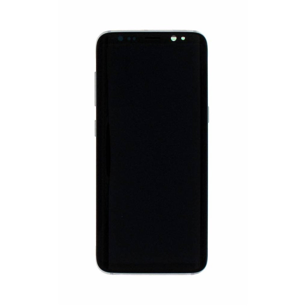 Samsung G950F Galaxy S8 LCD Digitizer Display grau (mit Rahmen) - von SupplyRevolution