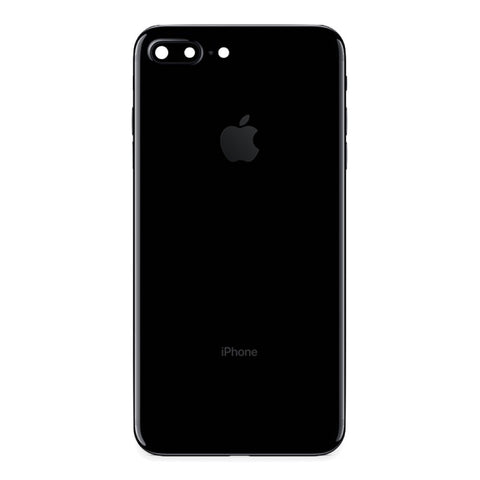 iPhone 7 PLUS Back Cover Rückseite Gehäuse jet black