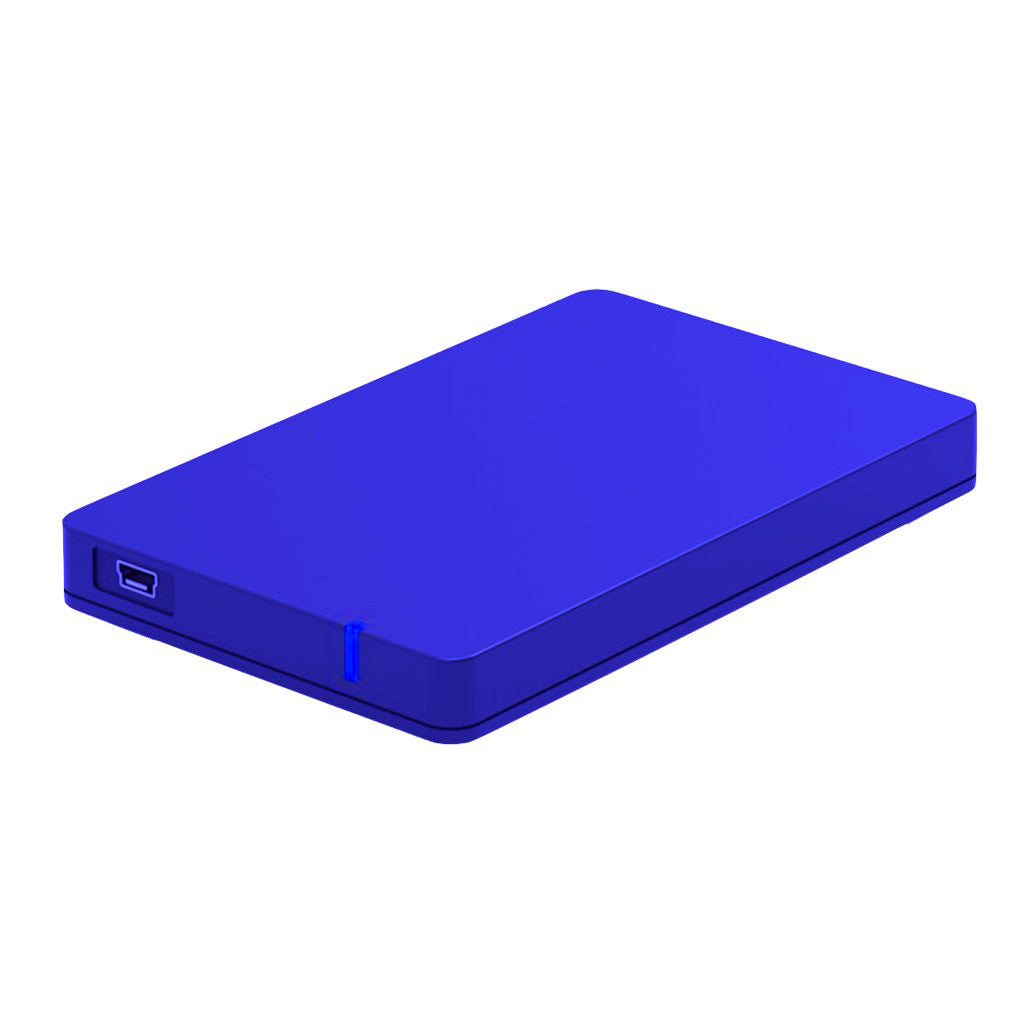 "Blueendless BS-MR23P USB 3.0 zu SATA 2.5"" HDD/SSD Gehäuse blau - von SupplyRevolution"