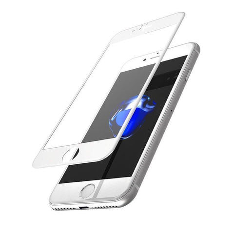 Lifengda Displayschutzfolie Hartglas iPhone 7 PLUS weiss