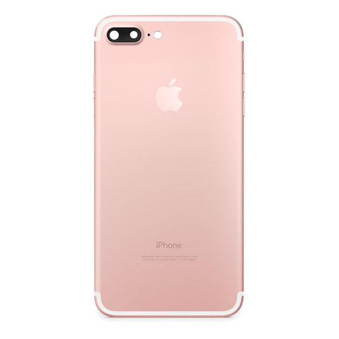 iPhone 7 PLUS Back Cover Rückseite Gehäuse rose gold