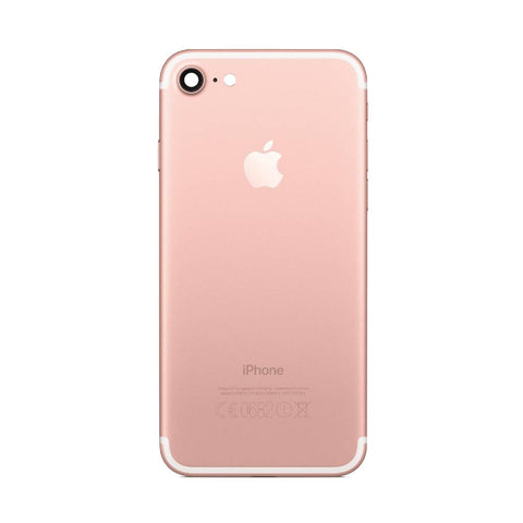 iPhone 7 Back Cover Rückseite Gehäuse rose gold
