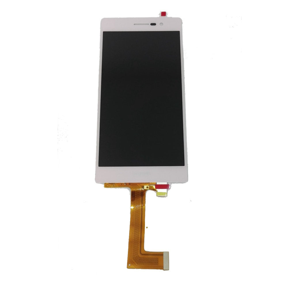 Huawei Ascend P7 LCD Digitizer Display weiss - von SupplyRevolution