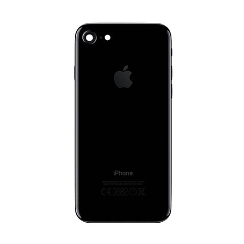 iPhone 7 Back Cover Rückseite Gehäuse jet black