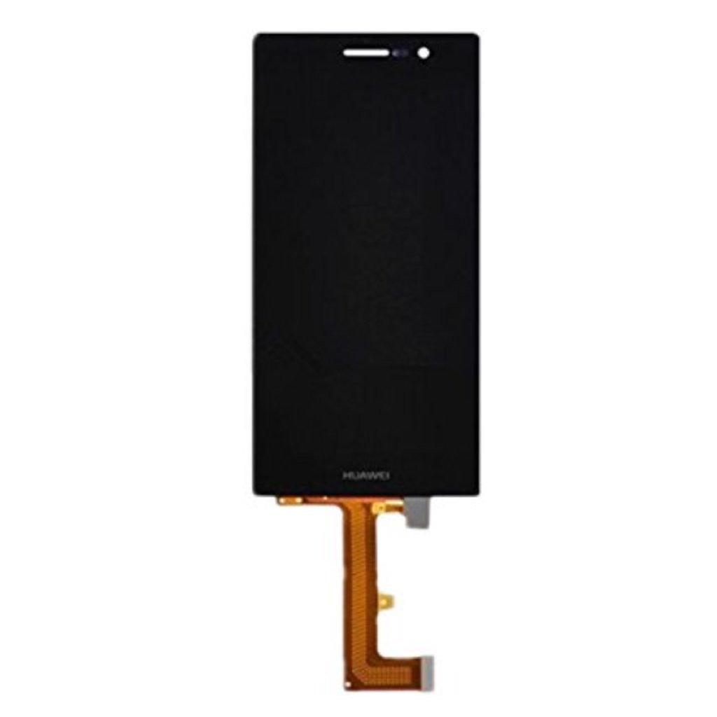 Huawei Ascend P7 LCD Digitizer Display schwarz - von SupplyRevolution