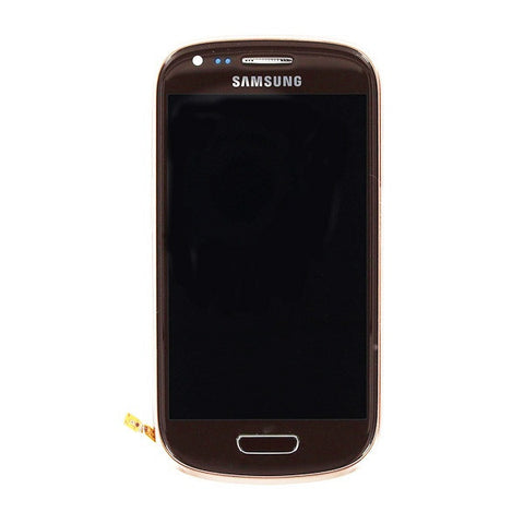Samsung i8190 Galaxy S3 Mini LCD Digitizer Display blau
