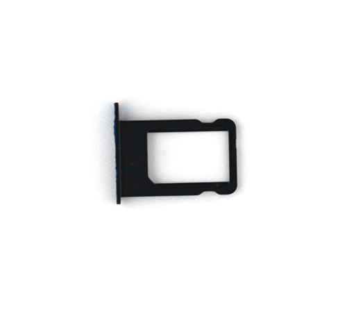 iPhone 5 Sim Tray Adapter Schlitten schwarz - von SupplyRevolution