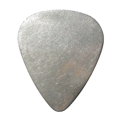 Plektrum / Guitar Pick Metall