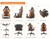 UNIGAMER Gaming Chair Atlas 103 rot - von SupplyRevolution
