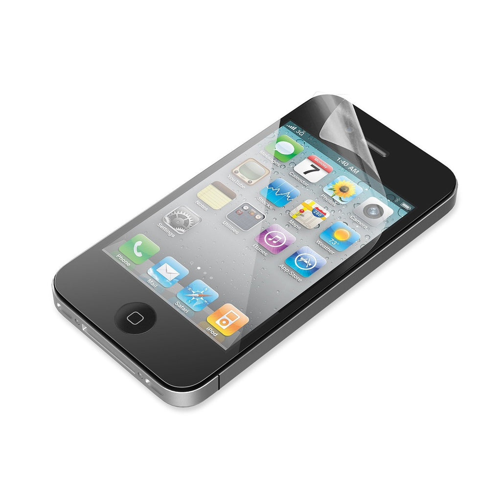 iPhone 4S/4 Displayschutzfolie - von SupplyRevolution