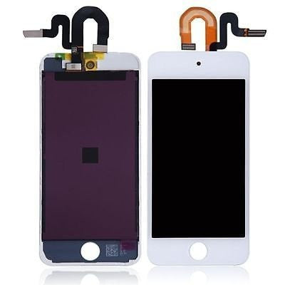 iPod touch 5G/6G LCD Digitizer Display weiss - von SupplyRevolution