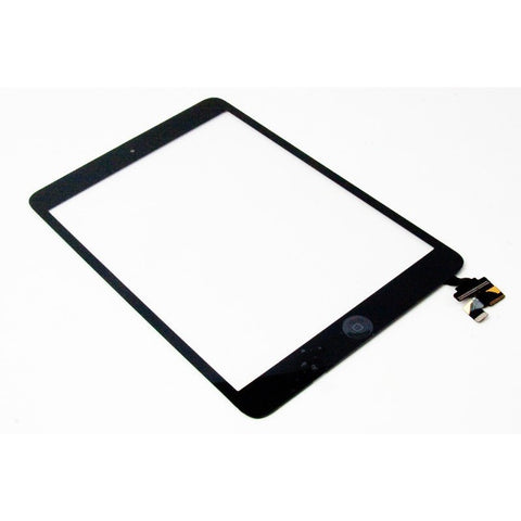 iPad mini 1G/2G Touchscreen Digitizer Glas schwarz
