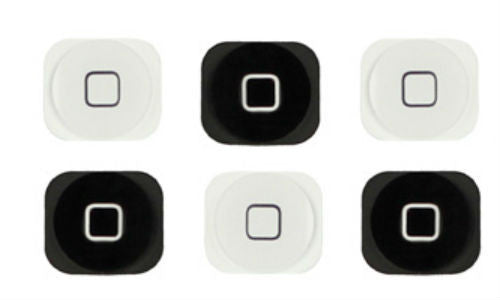 iPhone 5/5C Home Button Knopf schwarz - von SupplyRevolution
