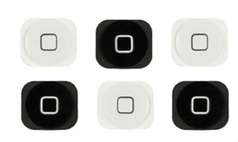 iPhone 5/5C Home Button Knopf schwarz