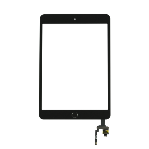 iPad mini 3G Touchscreen Digitizer Glas schwarz