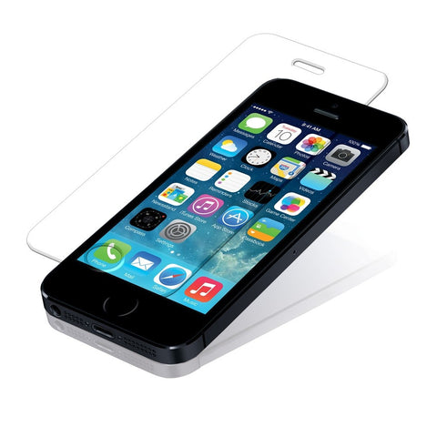 iPhone 5S/5C/5SE/5 Displayschutzfolie Hartglas 0.26mm