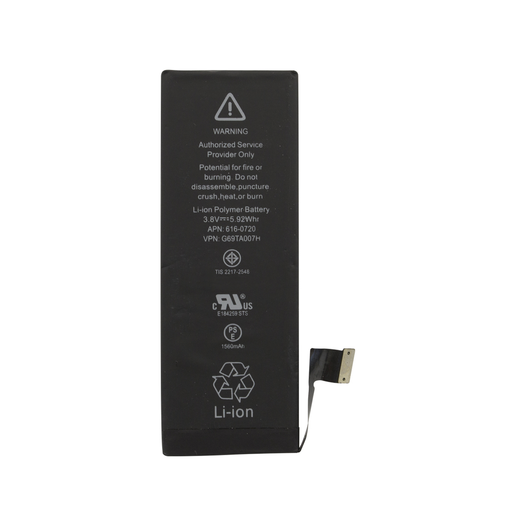 iPhone 5S Batterie Ersatz Akku - von SupplyRevolution