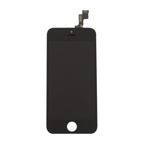 iPhone 5S/SE LCD Digitizer Display schwarz