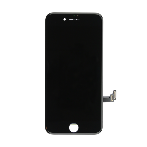 iPhone 8 LCD Digitizer Display schwarz - Original LCD