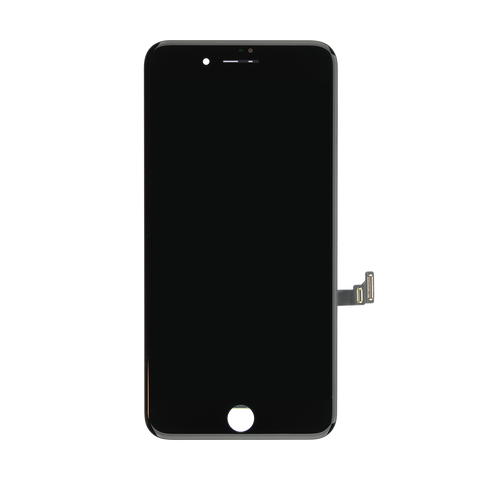 iPhone 8 PLUS  LCD Digitizer Display schwarz - Original LCD