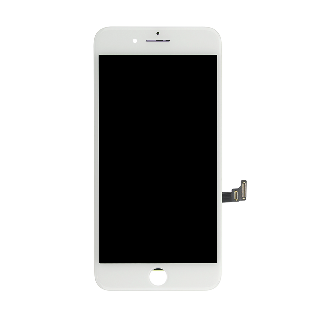 iPhone 8 LCD Digitizer Display weiss - Original LCD - von SupplyRevolution
