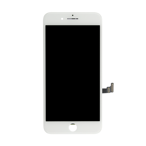 iPhone 8 PLUS  LCD Digitizer Display weiss - Original LCD