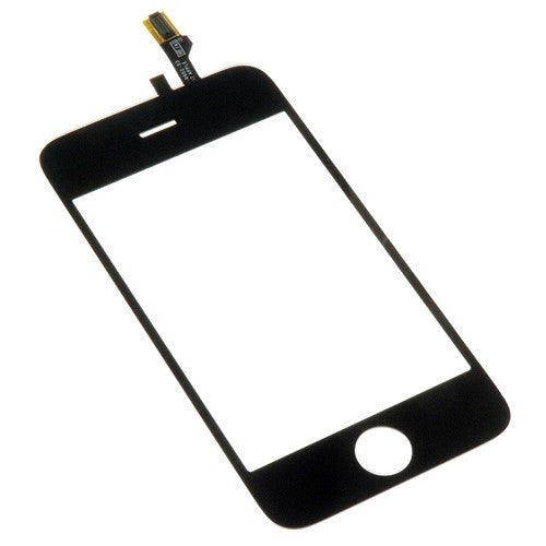 iPhone 3GS Touchscreen Digitizer Glas schwarz - von SupplyRevolution