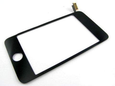 iPod touch 2G Touchscreen Digitizer Glas schwarz