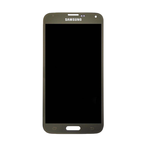 Samsung G900F Galaxy S5 LCD Digitizer Display gold