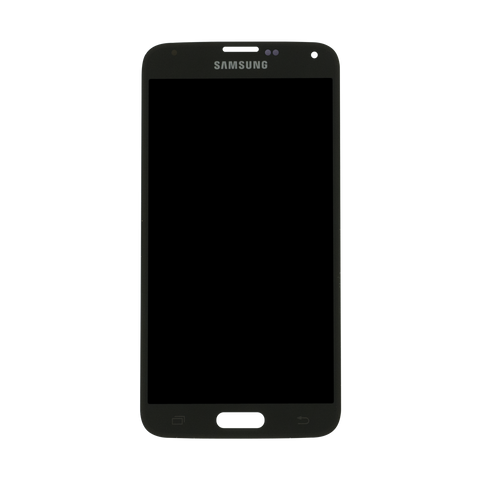 Samsung G900F Galaxy S5 LCD Digitizer Display schwarz