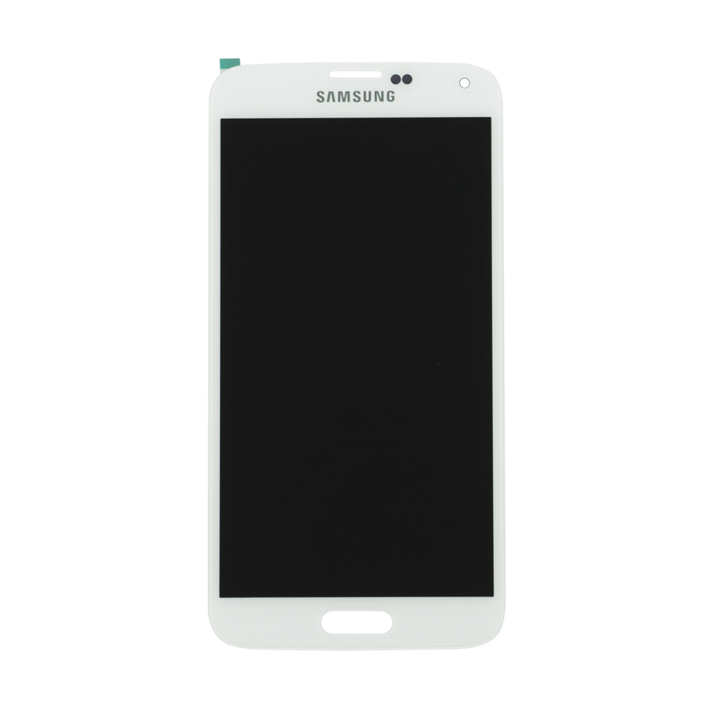 Samsung G900F Galaxy S5 LCD Digitizer Display weiss - von SupplyRevolution