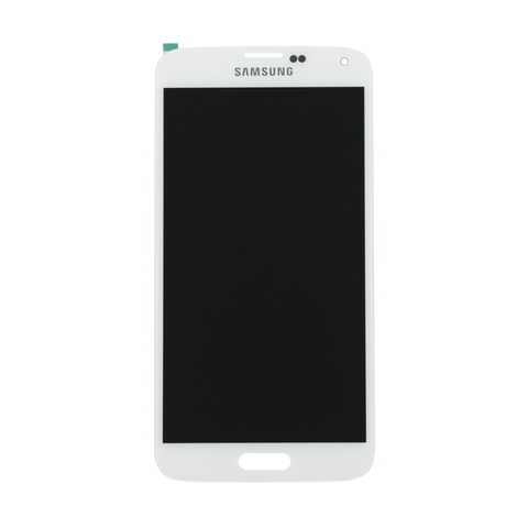 Samsung G900F Galaxy S5 LCD Digitizer Display weiss