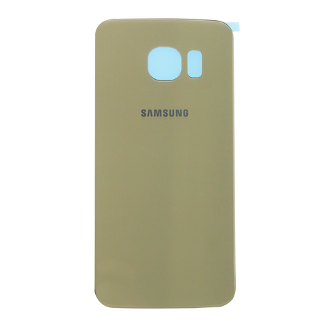 Samsung G925F Galaxy S6 Edge Back Cover R�ckseite Geh�use gold