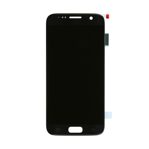 Samsung G930F Galaxy S7 LCD Digitizer Display schwarz