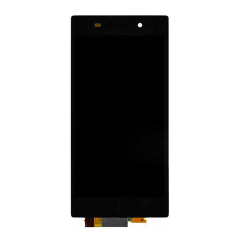 Sony Xperia Z1 LCD Digitizer Display schwarz