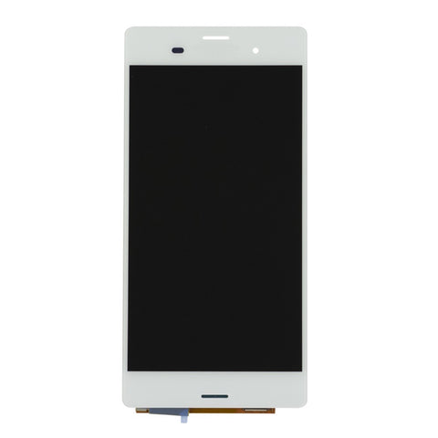 Sony Xperia Z3 LCD Digitizer Display weiss