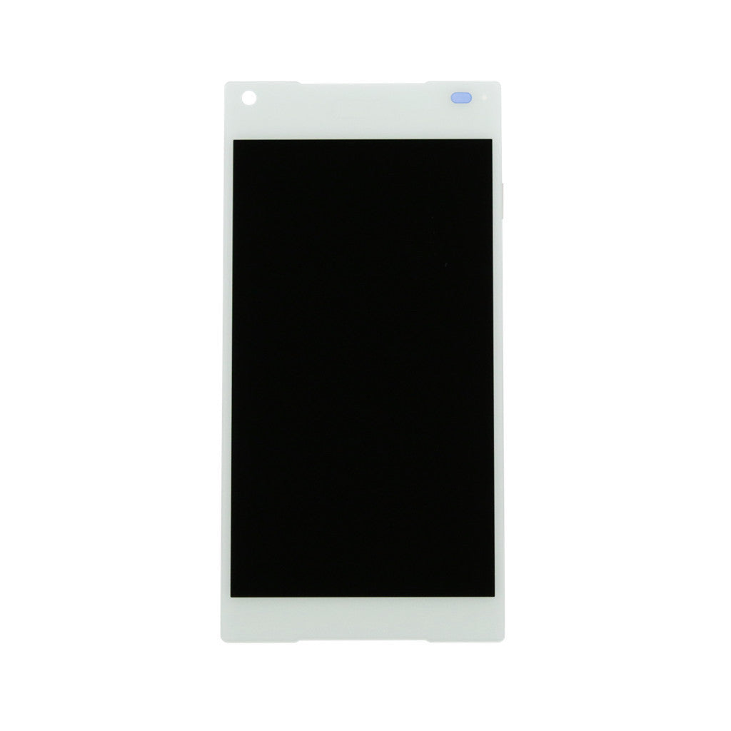 Sony Xperia Z5 Compact LCD Digitizer Display weiss